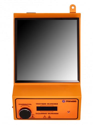 Комплект для удобной работы: нагревательная плитка PL-H+датчик PT1000+штатив DLAB, 10 литров