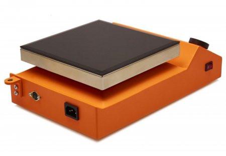 Комплект для удобной работы: магнитная мешалка без подогрева PL-R-capacity+датчик PT1000+штатив DLAB,  рабочий объем 20 литров