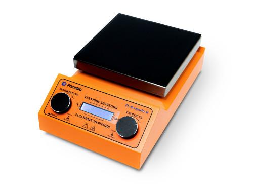 Магнитная мешалка с подогревом PL-HR-capaсity, рабочий объем 20 литров