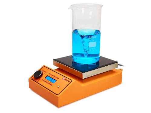 Магнитная мешалка без подогрева PL-R-basic,  рабочий объем 10 литров