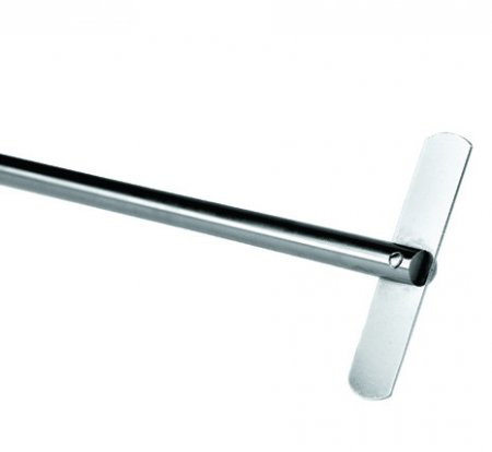 Прямой пропеллер для верхнеприводной мешалки