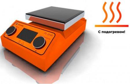Магнитная мешалка с подогревом и функцией весов PL-SHR
